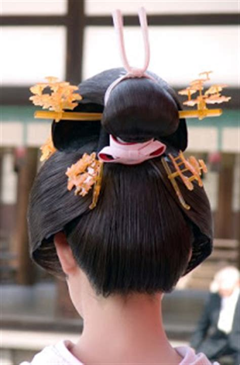 Wedding Hairstyles Japanese by Traditional Japanese Wedding Hairstyles Pozzessere