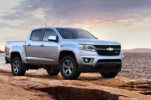 2015 chevrolet colorado scorecard truck trend