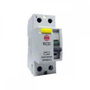 wylex 30ma double pole rcd type ac from yesss electrical