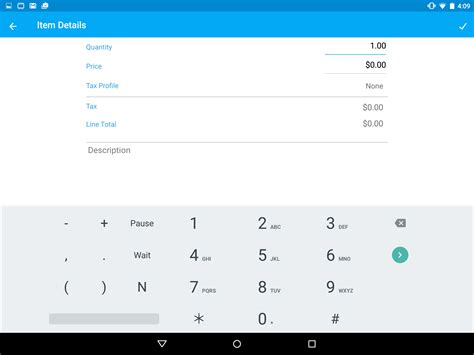 design invoice app acclux how to create an invoice using acclux android app