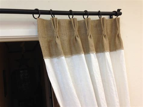 how to hang curtains with hooks how to use curtain rings savae org