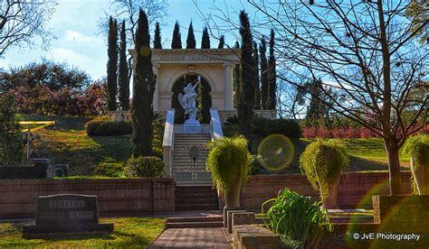 ward historic districtglenwood cemetery great runs