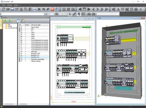 logiciel armoire electrique ftz bim ftz