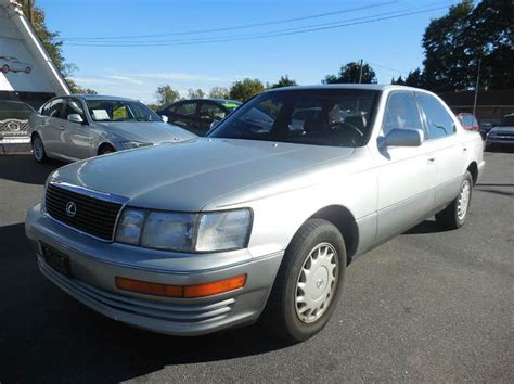 1992 lexus ls400 for sale 1992 lexus ls 400 for sale carsforsale