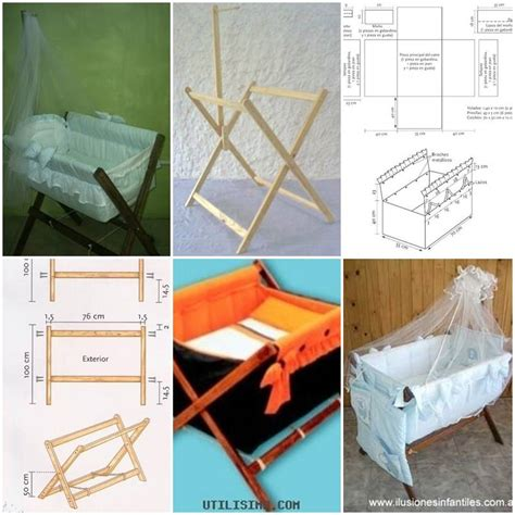 How To Build A Baby Crib by How To Make Baby Cribs Beds Diy Tutorial