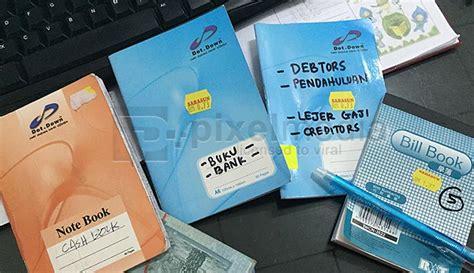 format 6 buku wajib pkk empat jenis buku orang bisnes wajib ada terbocor