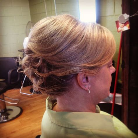 updo hairstyles for weddings for mothers updo on short hair for mother of the bride at the prissy