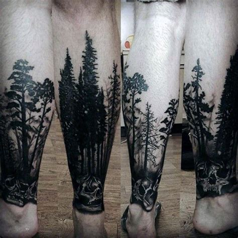 leg tree tattoo designs 17 best ideas about forest tattoos on tree