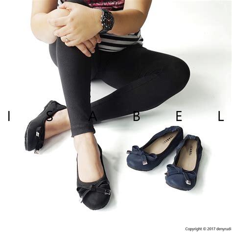 Dc Casual Shoes Warna Hitam Biru pauline sepatu balet casual wanita flat shoes hitam