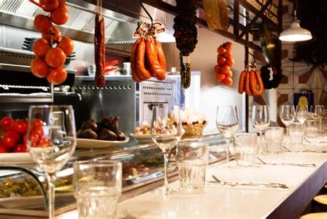 tapas curtain road tapas brindisa spanish tapas restaurant shoreditch london