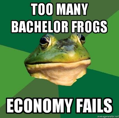 Foul Bachelor Frog Meme - image 27438 foul bachelor frog know your meme