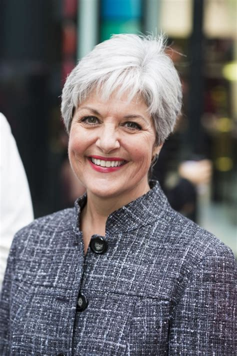 short grey hair for 40s women pinterest celebrating women with fabulous short gray hairstyles