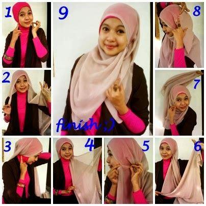 download video tutorial jilbab syar i cara memakai jilbab untuk kerja syar i cara memakai