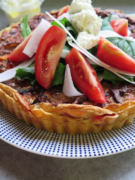 vegetables quiche mixed vegetable quiche the spice library