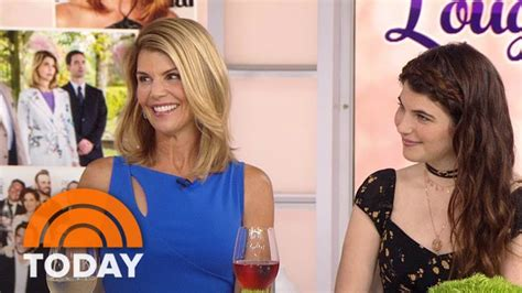 lori loughlin the talk lori loughlin talks about garage sale mystery and her