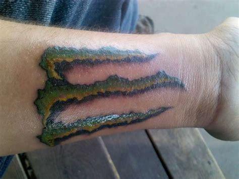 monster logo tattoo designs image gallery monster logo tattoo