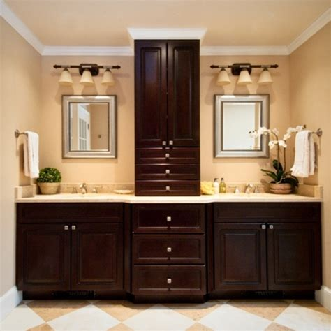 ideas for bathroom cabinets master bathroom ideas with white cabinets master bathroom