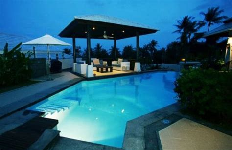 koh samui 3 bedroom villa 3 bedroom luxury garden villa with pool at choeng mon koh