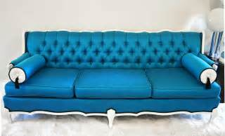 sofa blau blue couches decor for living room