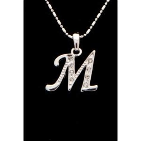 Name Letter M my name the letter m in silver my name is marjo