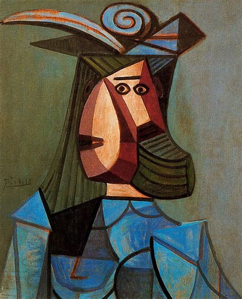 picasso paintings maar portrait of maar 1942 pablo picasso pablo