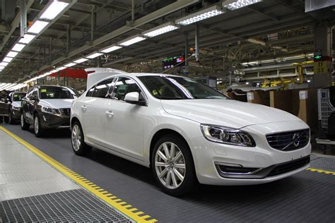 volvo cars starts xc production  china volvo car group global media newsroom