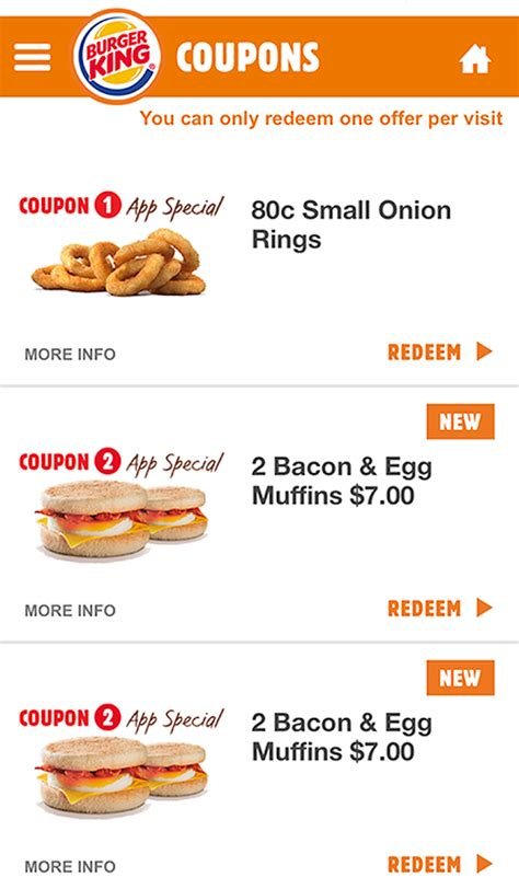 king app burger king 174 app new zealand android apps on play