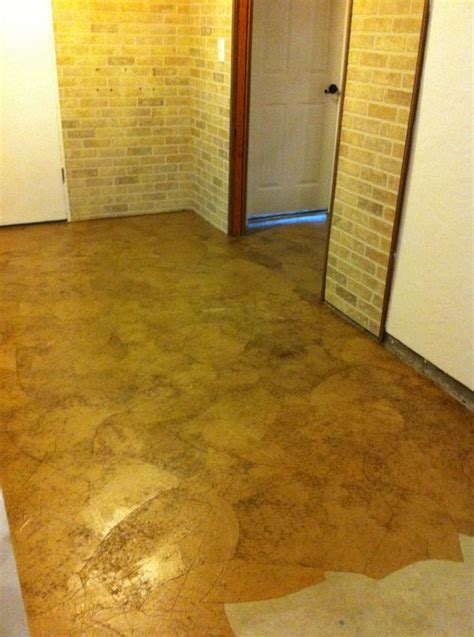 brown bag floor for the home