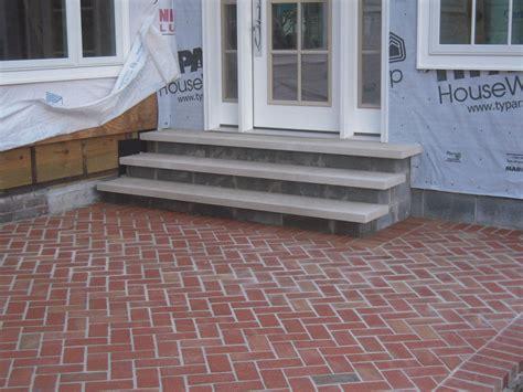 limestone steps adventures in remodeling