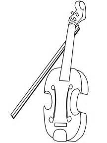 violin coloring pages coloring violin