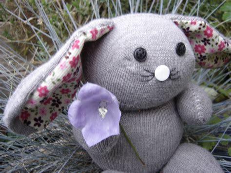 black teapot single sock bunny