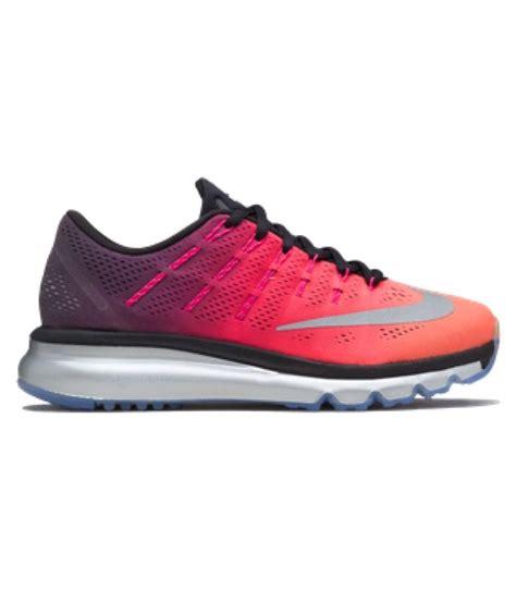 nike airmax 2016 multi color running shoes buy nike