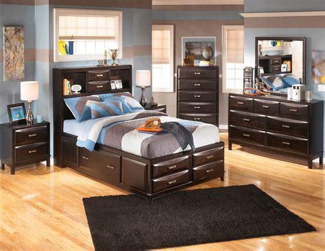 kira youth storage bedroom set  ashley  coleman furniture