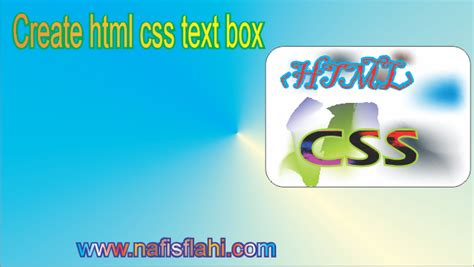 creating css containers how to create html css text box in blogger blog