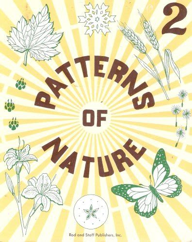 Patterns Of Nature Rod And Staff | inc rod and staff publishers author profile news books