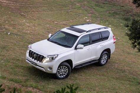 Toyota Prado 2017 Toyota Prado Altitude Special Edition On Sale In