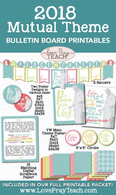 Bulletin Board Printables