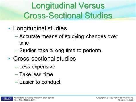 scra section 527 difference between longitudinal and cross sectional