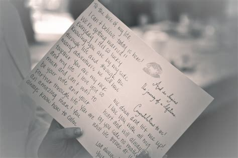 Letter On Wedding Day 17 Best Images About Letter To Groom On Wedding Day