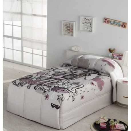 edredones cama 105 edred 243 n para cama de chica girl color rosa talla 90 o 105 cm
