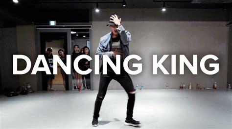 exo dancing king dancing king yu jaeseok x exo bongyoung park