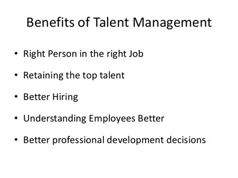 Talent Essay by Disadvantages Of Talent Management Essays