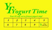 Cash For Gift Cards Santa Rosa - yogurt time frozen yogurt santa rosa ca