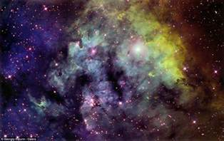 galaxy colors funzug psychedelic colors of galaxies at