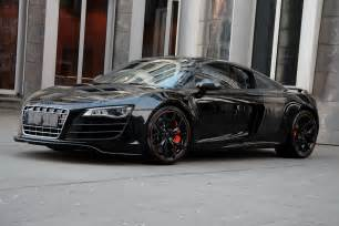 carbon audi r8 hyper black edition by germany