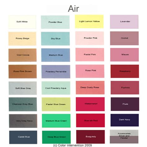color guide how to work with light gray fire ice earth and air color intervention page 6