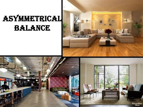 balance interior design principles of interior design