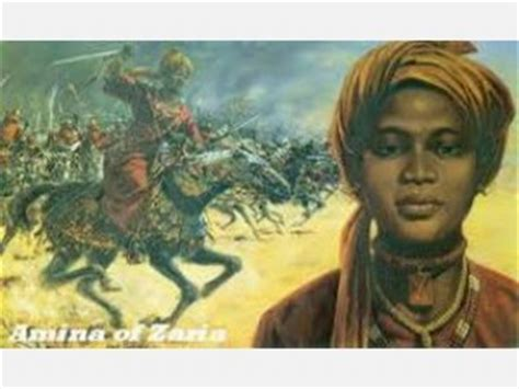 Biography Of Queen Amina Of Zaria | amina of zaria biography birth date birth place and pictures
