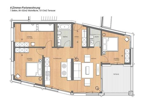 wohnung 70 qm grundriss turrabuel hochwertige ferienwohnungen in parpan