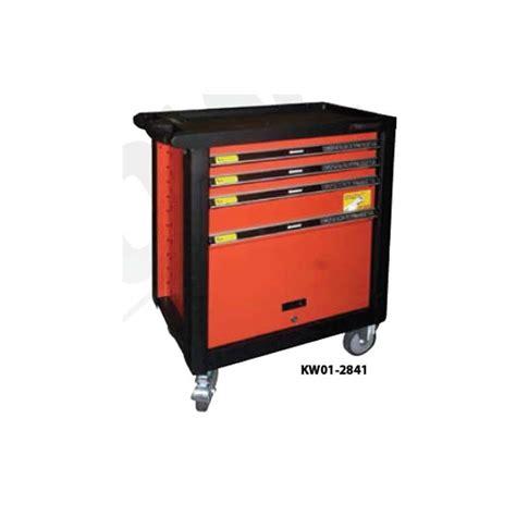 Lemari Locker Krisbow krisbow kw0102841 tool drawer 4drw 3s 1int 1 bin
